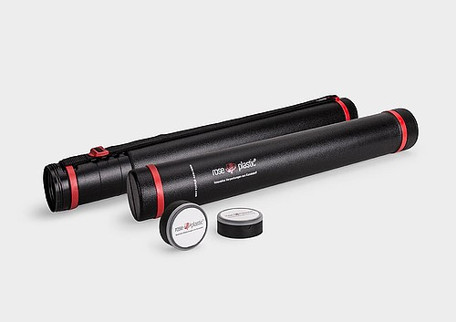 VarioPack VP: the packaging tube for the sport fisherman.
