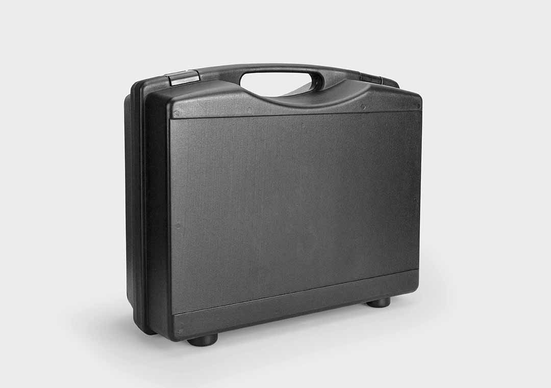 RoseCase RCB: a technologically perfect plastic case for optimal product protection.